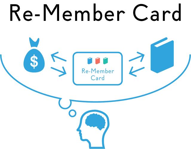 Tarjeta de socio : Re-Member